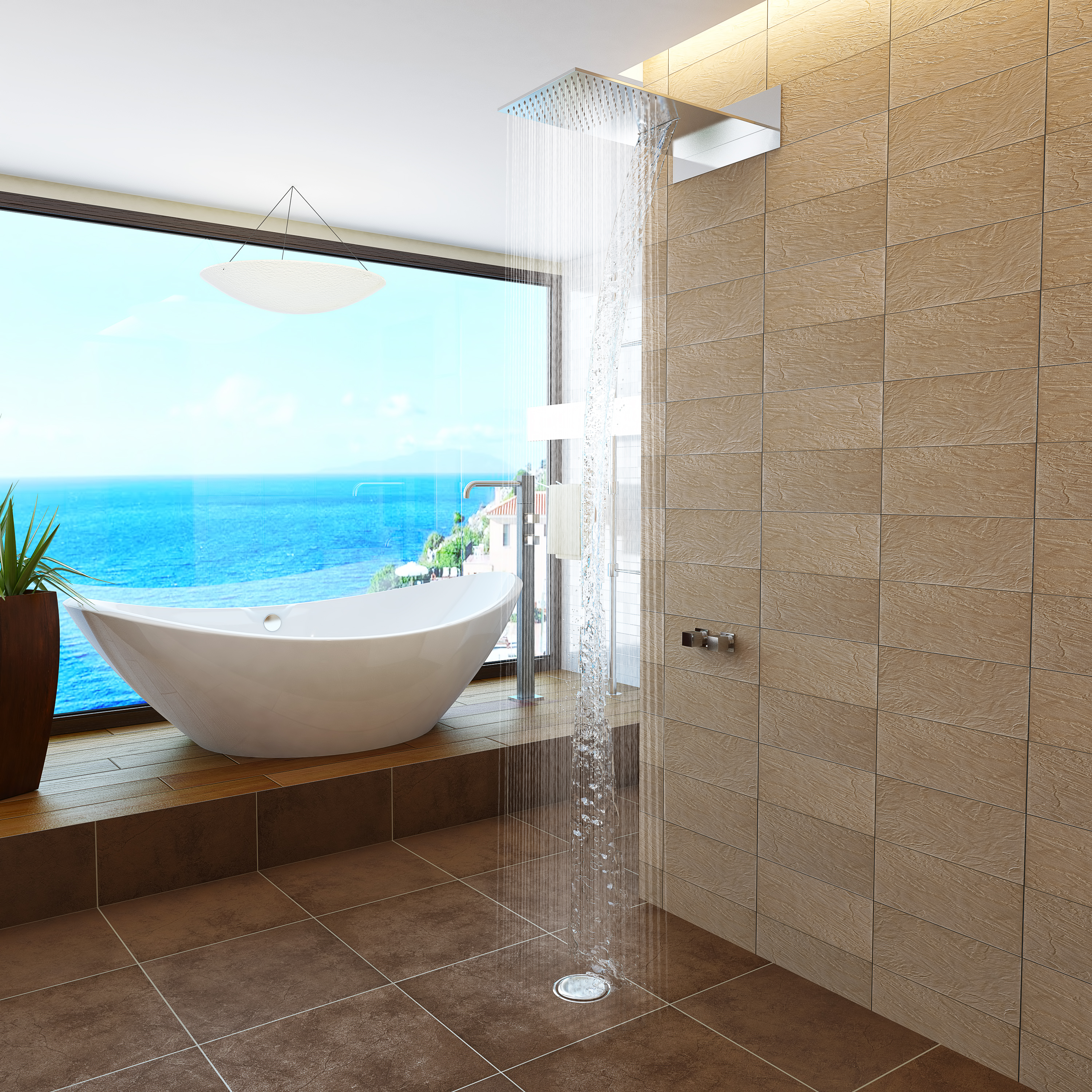 waterfall collection hydrosystems image bathroom a bathtub products house modern download metro in biscayne byscayne freestanding big rendering